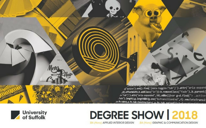 degree show 18